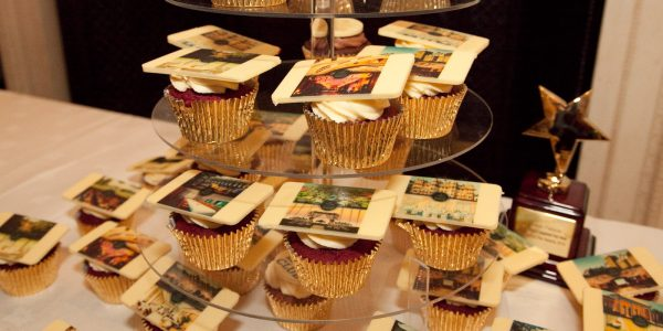 Winning Venue Cupcakes, Prestigious Star Awards 2014