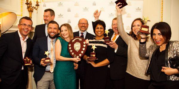 Winning Venues, Prestigious Star Awards 2015