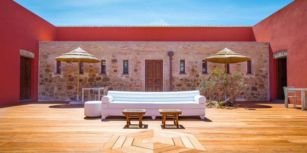 Summer Party Terrace, Faro Capo Spartivento, Prestigious Venues