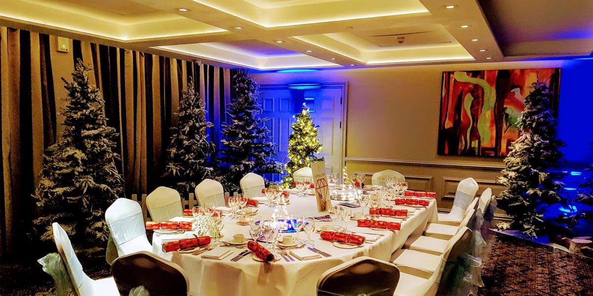 Christmas Party Venue, Sopwell House, Prestigious Venues