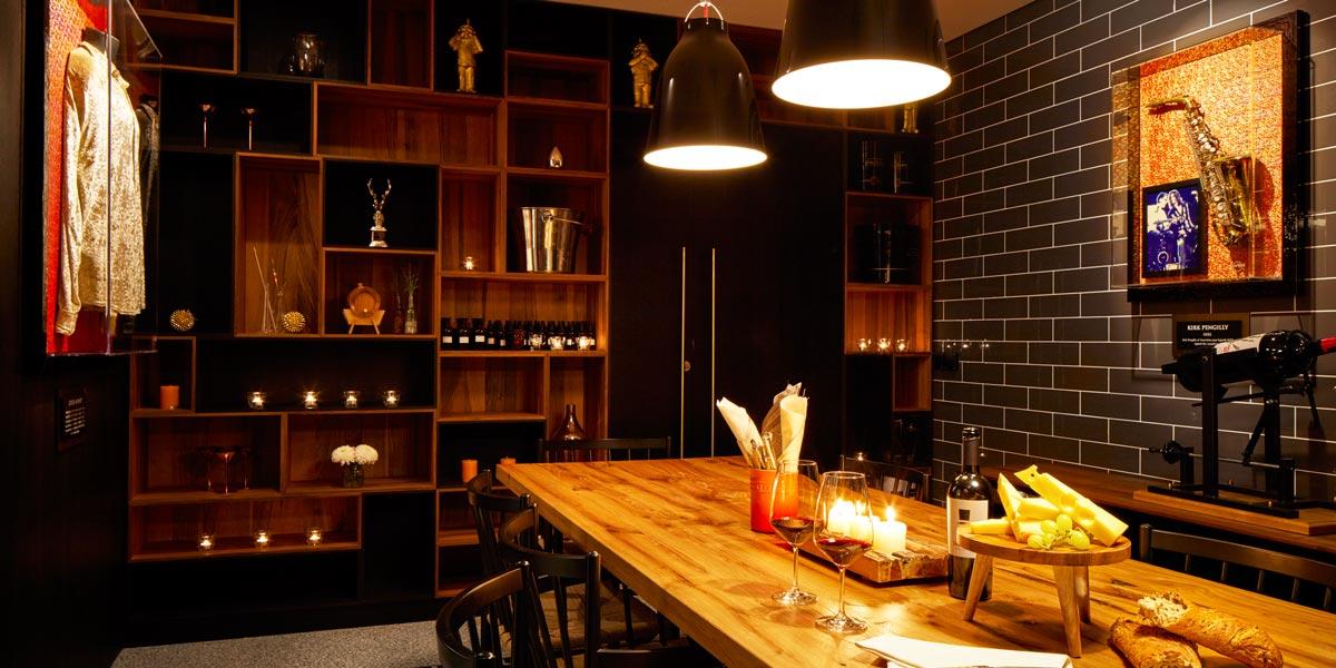 Board Meeting Venue, Board Meeting Space, The Studio, Hard Rock Hotel Davos, Prestigious Venues