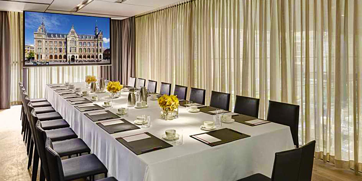 Corporate Event Space, Harmony Room, Conservatorium Hotel, Prestigious Venues