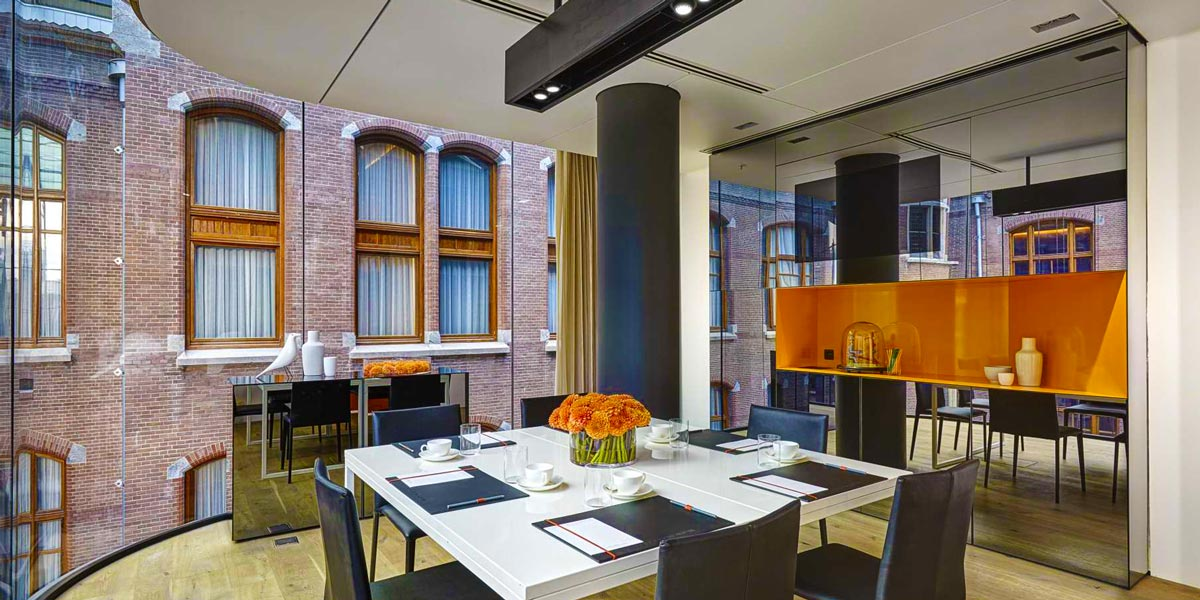 Corporate Event Space, Orange Room, Conservatorium Hotel, Prestigious Venues