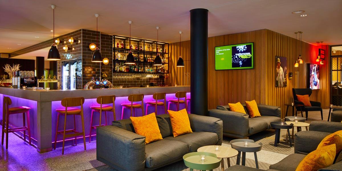 Networking Space, Hard Rock Hotel Davos, Prestigious Venues