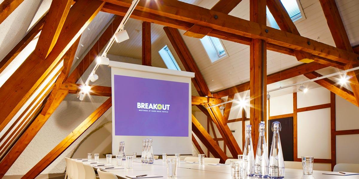 Presentation Venue, Hard Rock Hotel Davos, Prestigious Venues