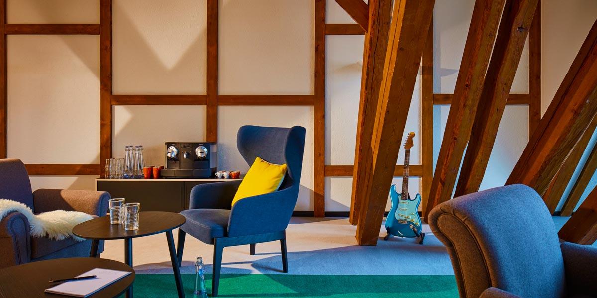 Private Lounge for Corporate Events, Hard Rock Hotel Davos, Prestigious Venues