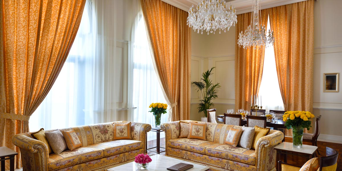 Signature Suite Private Celebration Area, Palazzo Versance Dubai, Prestigious Venues