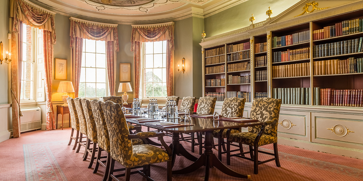 Conference Room in England, Brocket Hall, Prestigious Venues