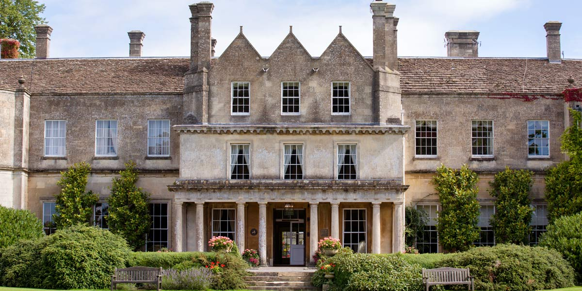 Corporate Retreat Venue, Lucknam Park Hotel & Spa