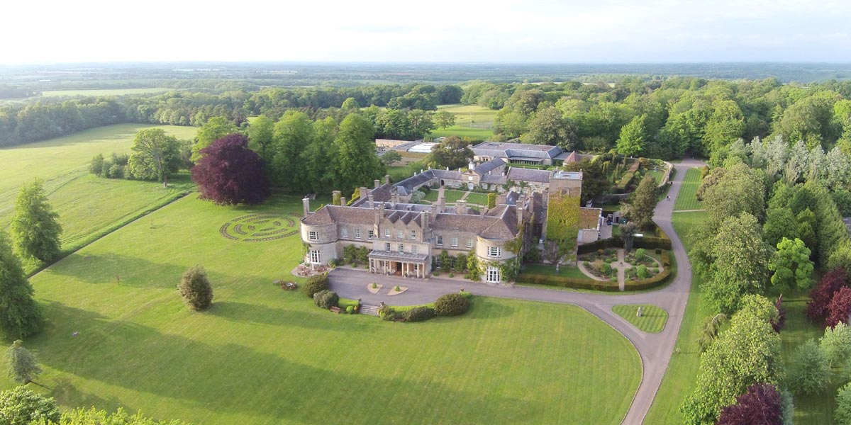 English Luxury Hotel Venue, Lucknam Park Hotel & Spa