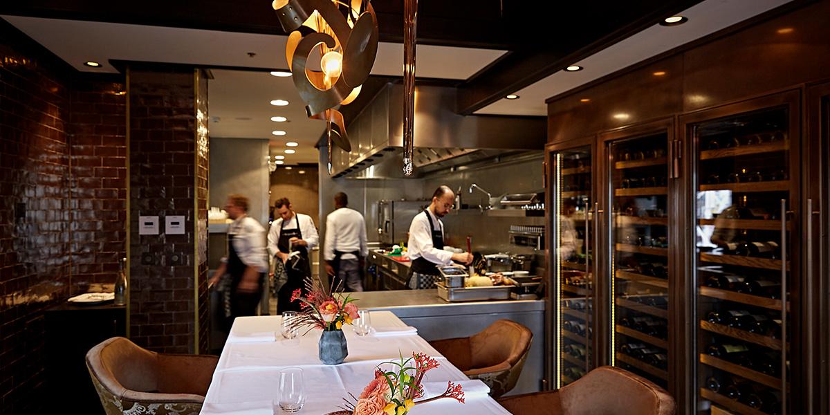 Fine Dining Event Venue, Hotel TwentySeven, Prestigious Venues