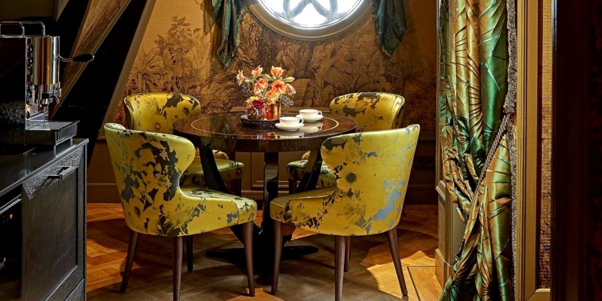 Grand Terrace Suite, Hotel TwentySeven, Prestigious Venues