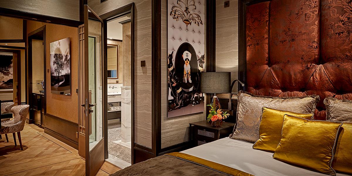 Imperial Suite Amsterdam, Hotel TwentySeven, Prestigious Venues