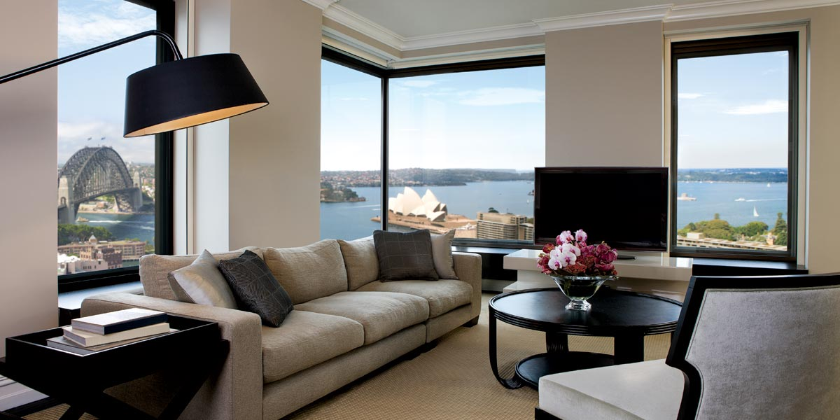 Luxury Meeting Suite in Sydney, Four Seasons Hotel Sydney, Prestigious Venues