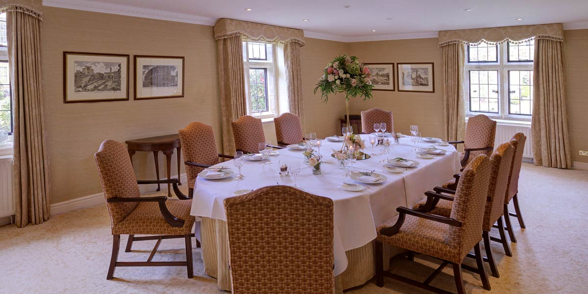 Private Party Event Space, Lucknam Park Hotel & Spa