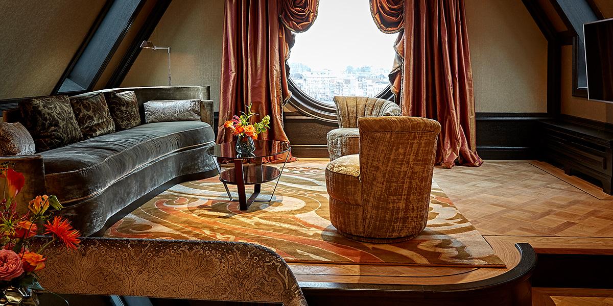 Unique Hotel in Amsterdam, Hotel TwentySeven, Prestigious Venues