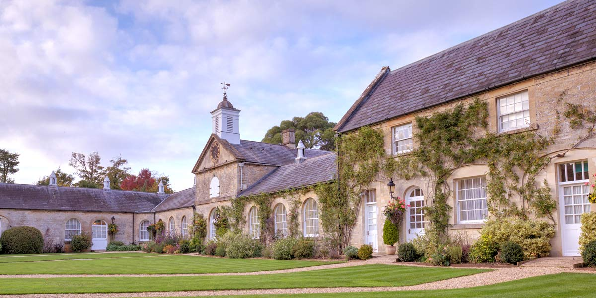 Venue With Outdoor Space, Lucknam Park Hotel & Spa