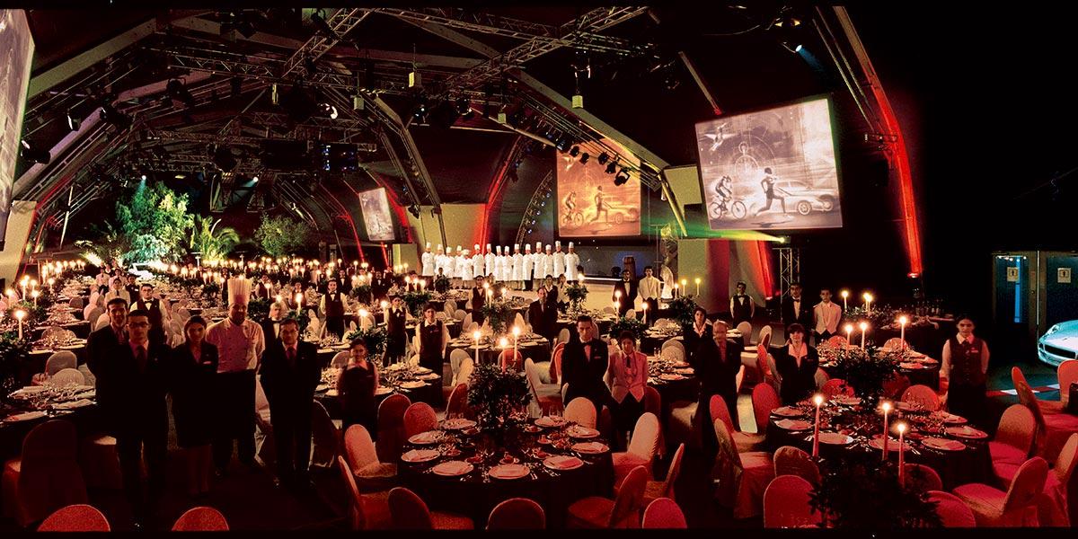Awards Dinner, Forte Village Resort, Prestigious Venues,