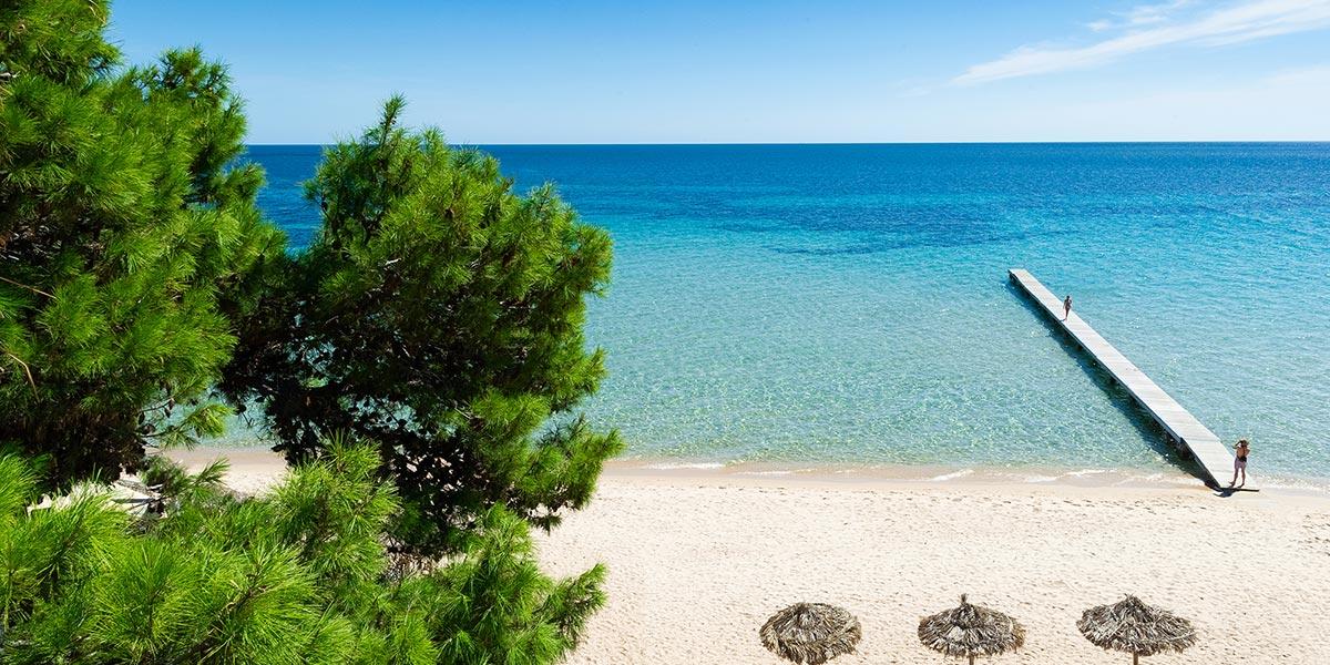 Beach Front, Forte Village Resort, Prestigious Venues