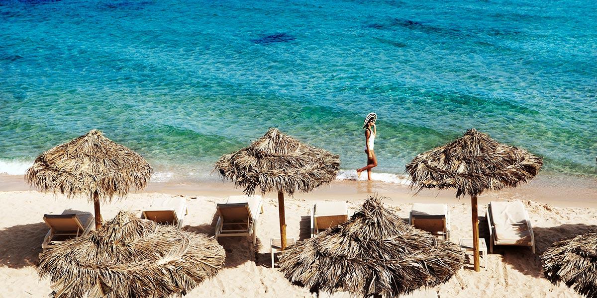 Beach Venue For Groups, Forte Village Resort, Prestigious Venues
