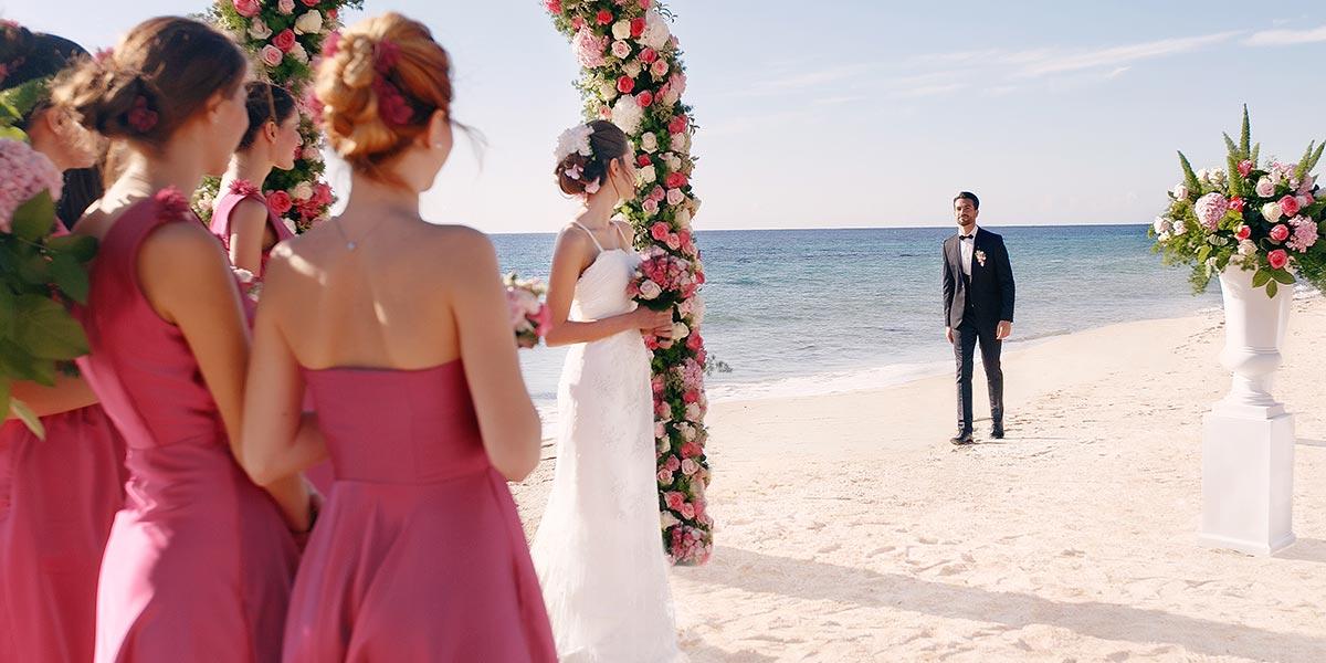 Beach Venue in Italy, Forte Village Resort, Prestigious Venues