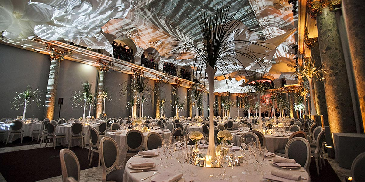 Best Caterer in Paris, Potel & Chabot, Prestigious Venues