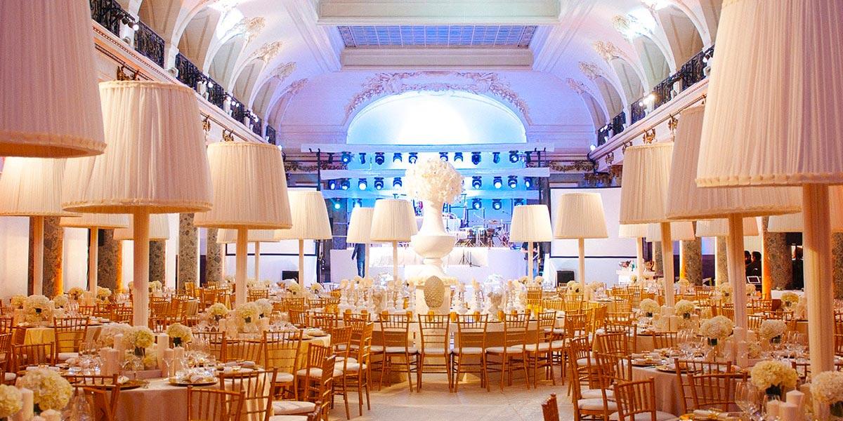 Catering in Paris, Potel & Chabot, Prestigious Venues