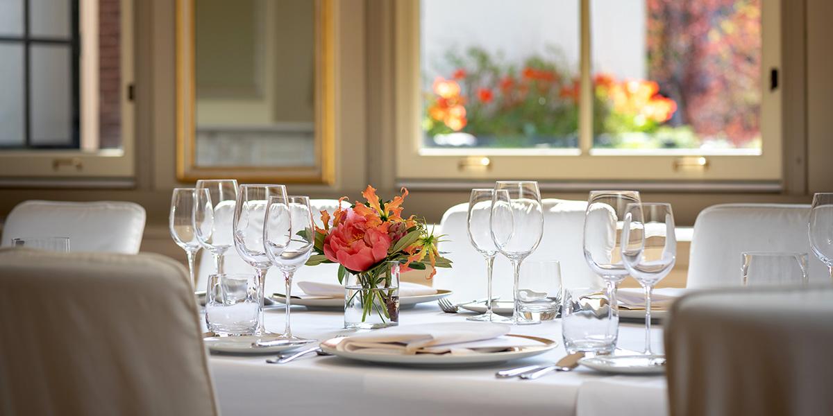 Corporate Dining Venue, Waldorf Astoria Amsterdam, Prestigious Venues