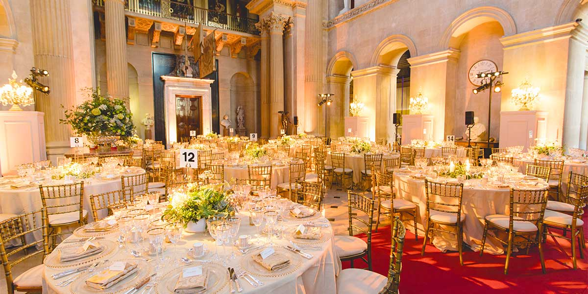 Corporate Dinner Venue, Blenheim Palace, Prestigious Venues