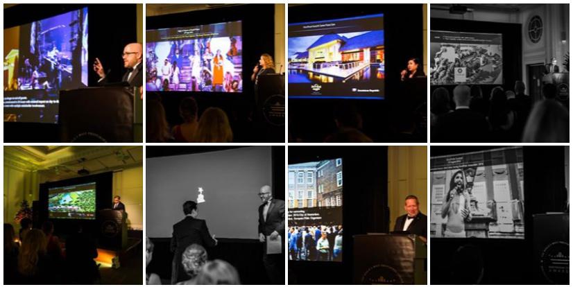 Creative Platform, Prestigious Star Awards 2016