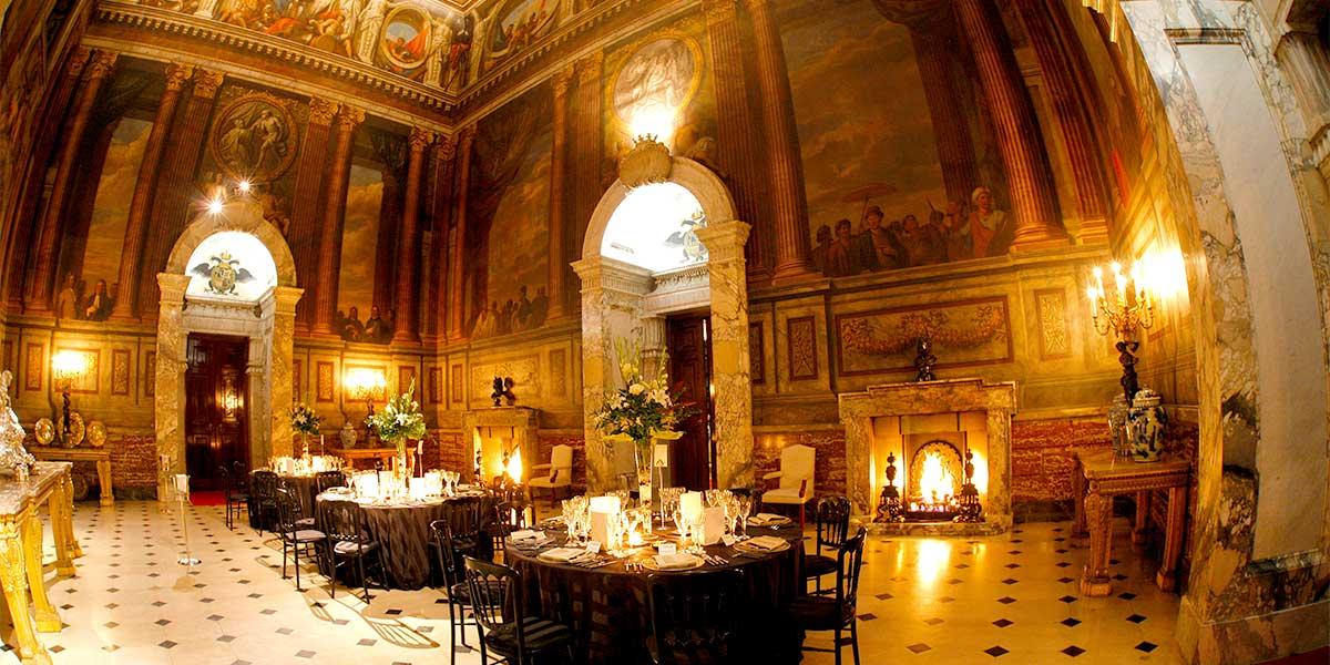 Dining Venue, Blenheim Palace, Prestigious Venues