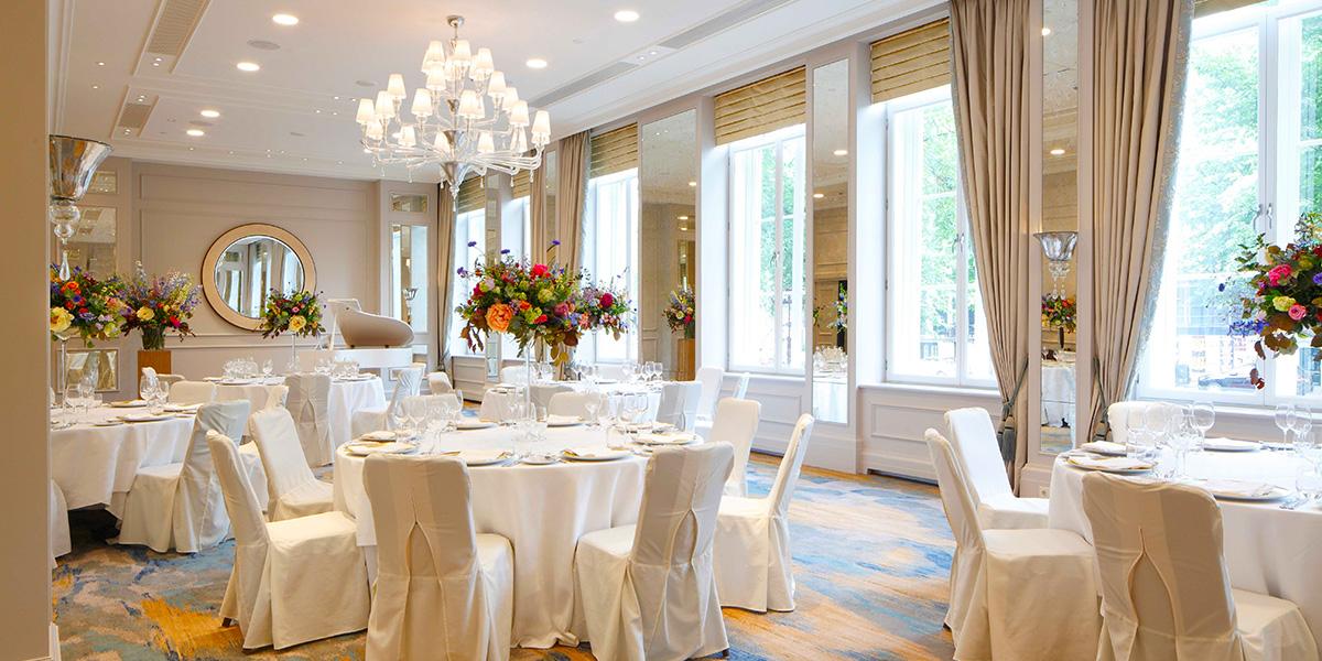 Elegant Gala Dinner Venue, Waldorf Astoria Amsterdam, Prestigious Venues