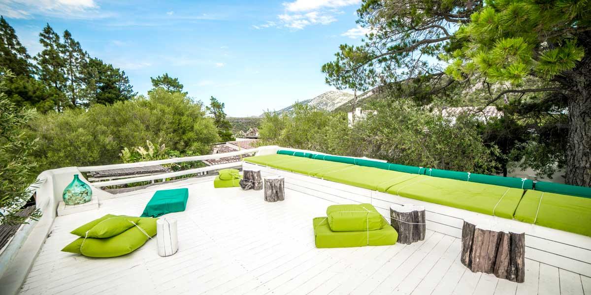 Event Terrace, Su Gologone, Prestigious Venues