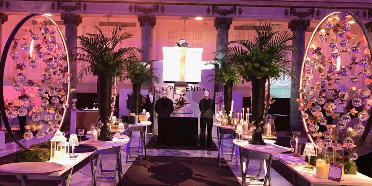 Exclusive Catering in Paris, Potel & Chabot, Prestigious Venues