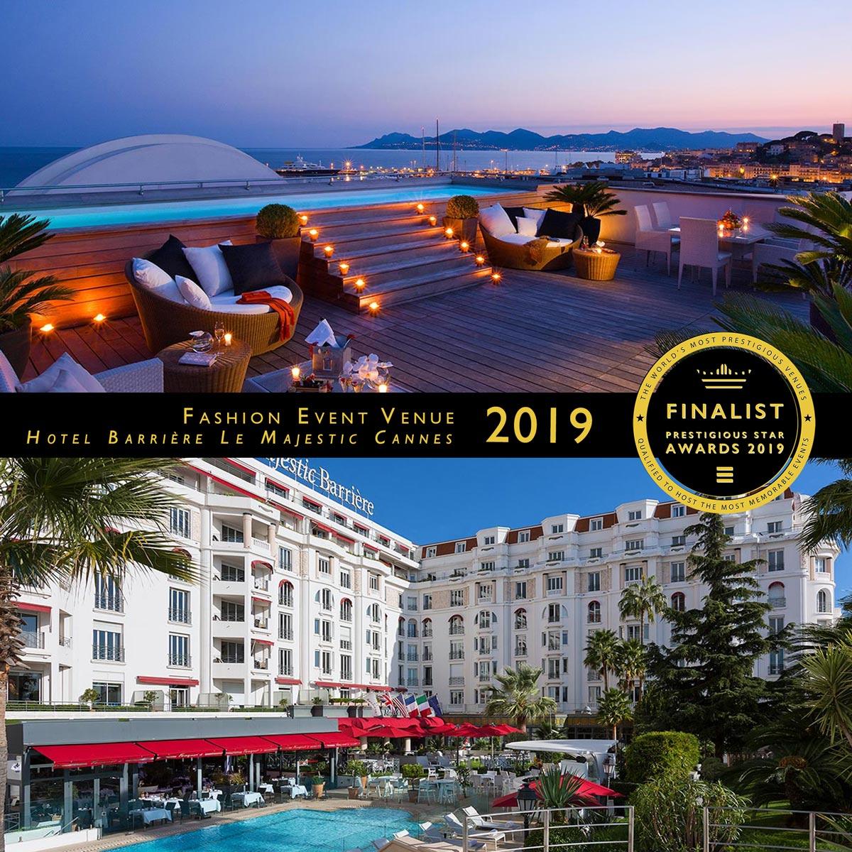 Majestic Suite at Hotel Barrière Le Majestic Cannes