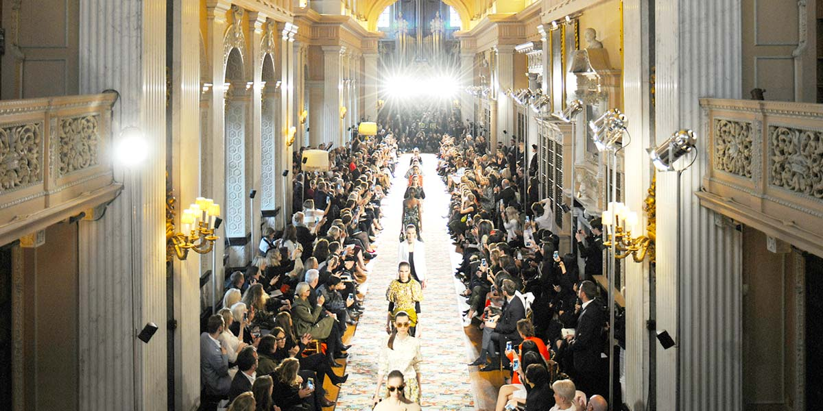 Fashion Event Venue Nominee, Blenheim Palace, Prestigious Venues