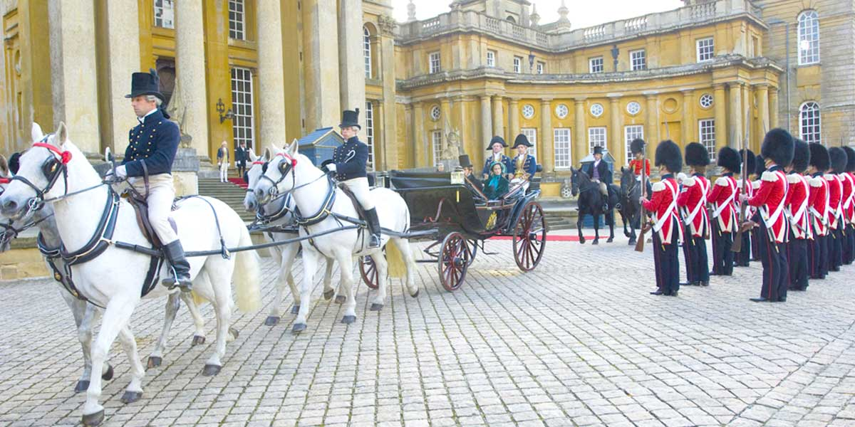 Feature Film Venue, Blenheim Palace, Prestigious Venues
