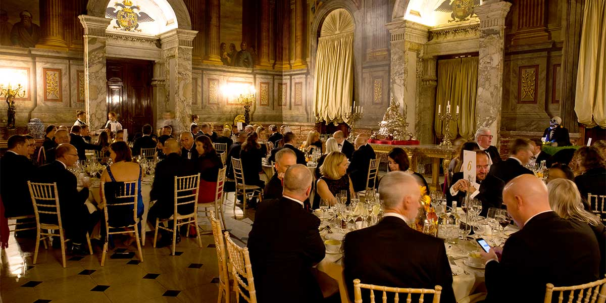 Grand Gala Dinner Venue, Blenheim Palace, Prestigious Venues