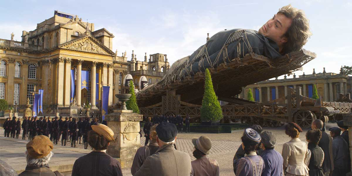 Gullivers Travels Film Venue, Blenheim Palace, Prestigious Venues