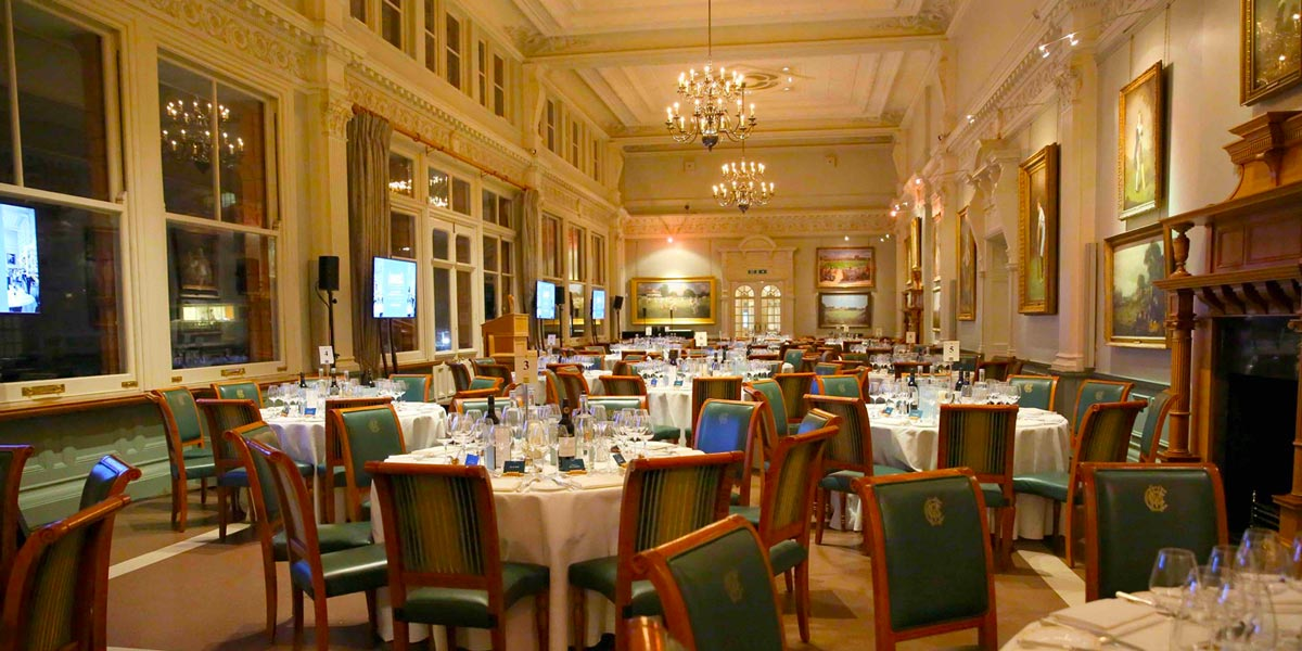Lords, The Home Of Cricket, The Long Room, Event Spaces, Prestigious Venues