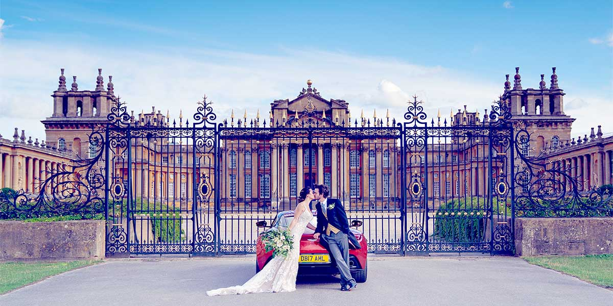 Luxury Country House Wedding Venue, Blenheim Palace, Prestigious Venues