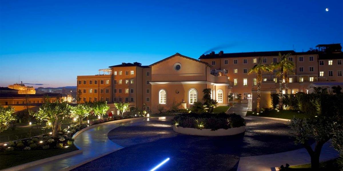 Luxury Hotel in Rome, Gran Melia Rome Villa Agrippina, Prestigious Venues