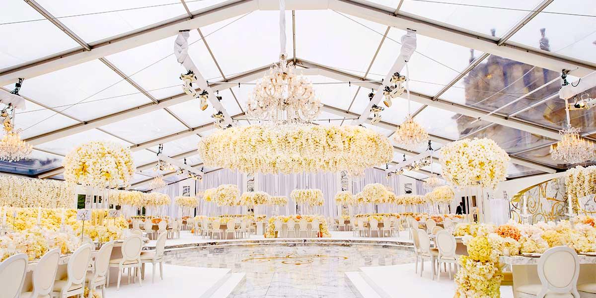 Marquee Wedding Venue, Blenheim Palace, Prestigious Venues