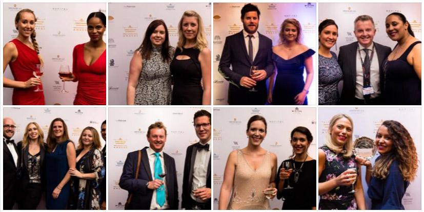 Media Wall, Prestigious Star Awards 2016