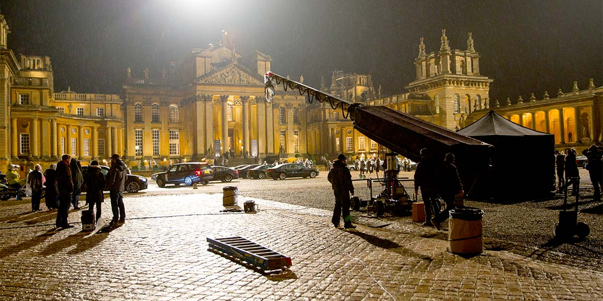 Mission Impossible Filming Location, Blenheim Palace, Prestigious Venues