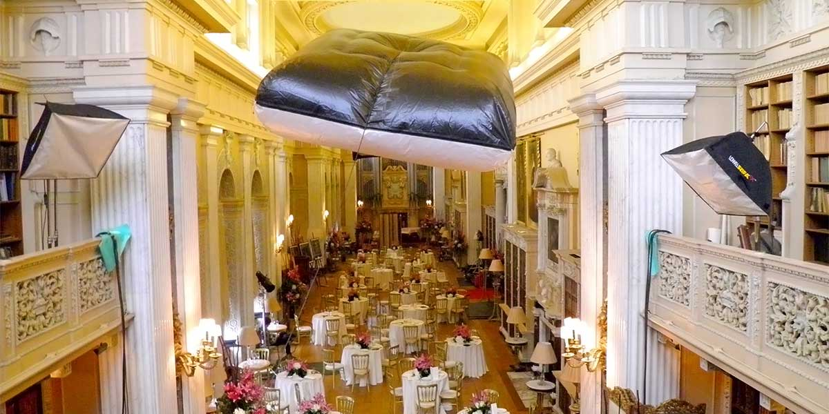 Mission Impossible Filming Long Library, Blenheim Palace, Prestigious Venues