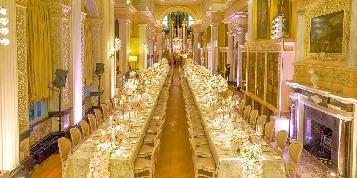 Most Luxurious Wedding Venues, Blenheim Palace, Prestigious Venues