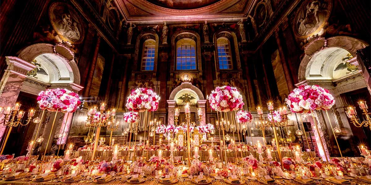 Most Prestigious Wedding Venue In The UK, Blenheim Palace, Prestigious Venues