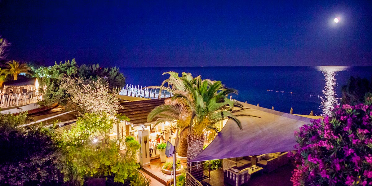 Outdoor Venue in Italy, Forte Village Resort, Prestigious Venues