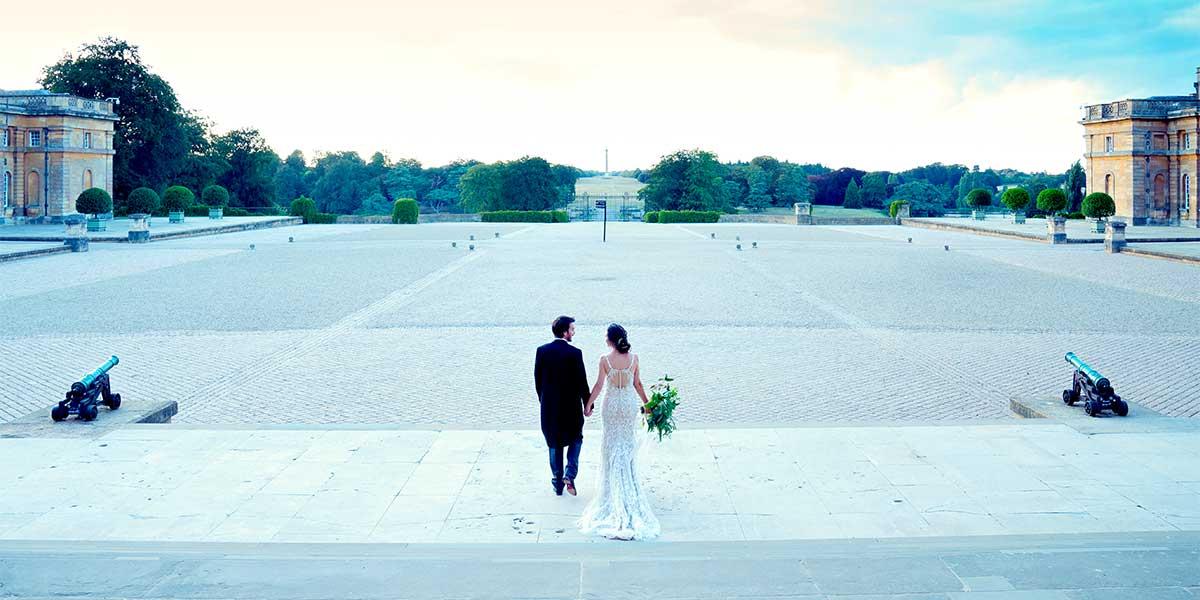 Palace Wedding Venue, Blenheim Palace, Prestigious Venues
